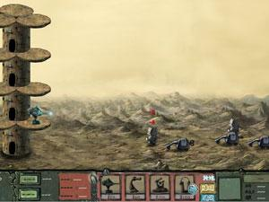 抵御机器人军团