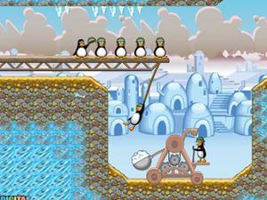 疯狂的企鹅